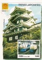 Cuba & Japanese Trains 2001 (557) - Trenes