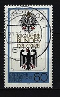 BERLIN - Mi-Nr. 598 Bundesdruckerei Berlin Gestempelt (3) - Berlin (West)