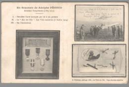 CPA Aviateur Dauphinois - En Souvenir De Adolphe Pégoud - Aviateurs