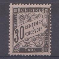 France Timbre Taxe N° 18 Neuf ** - 1859-1955 Neufs
