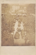 WW1 - Alveringem - Alveringhem Le Juillet 1916. Begrafenis Van Soldaten Gesneuveld In Diksmuide. 12e Linie Regiment. - Alveringem
