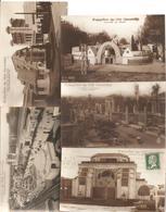 Paris-lot De 5 Cartes-Exposition Des Arts Décoratifs1925-(C.5582) - Expositions