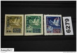 China 1950 - Mi. 49 - 51 ** Postfrisch - Unused Stamps