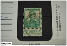 Belgien     1912   Mi.  95  Gestempelt   /   Freimarken - 1912 Pellens