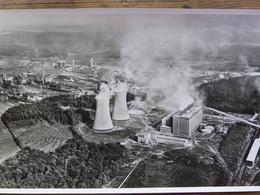 Photographie LAPIE Grand Format  27 X 45 Année 1958 (58) CARLING La Centrale Thermique - Beroepen