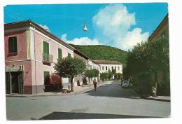 S.SALVATORE TELESINO - VIA ROMA - VIAGGIATA FG - Benevento
