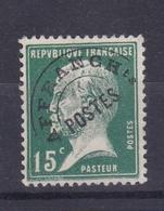 Timbre Pasteur Préoblitéré N° 65° - France