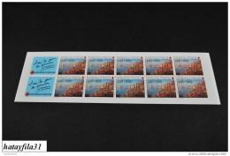 Frankreich   1991  MH.26**      /  Rotes Kreuz :Toulon  (  Box - 1 ) - Sheetlets