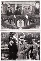 KING PETAR , PRINCE PAVLE , Real Photos 18cm X 13cm - Jugoslavia