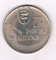 10 ZLOTYCH  1972  POLEN /3454G/ - Pologne
