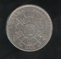 5 Francs France 1868 BB - TTB - France