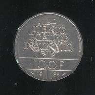 100 Francs France 1986 - TTB+ - J. 5 Francs