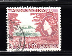 Oost Afrika  1954 Mi Nr  99, Berg , Mountain Kilimanjaro - Africa (Varia)