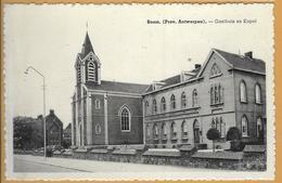 Op-626: BOOM (Prov. Antwerpen)  Gasthuis En Kapel - Boom