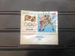 Pakistan - Olympische Spelen Atlanta (5) 1996 - Pakistan