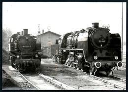 B5125 - Eisenbahn - Muldentalbahn Baureihe 86 Und 50 - Dampflok Lokomotive - Eisenbahnen