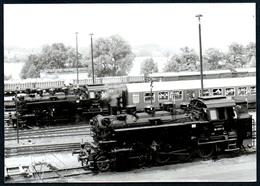 B5126 - Eisenbahn - Muldentalbahn Baureihe 86 - Dampflok Lokomotive - Eisenbahnen