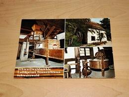 Ansichtskarte- 408-66-Tennenbronn-Schwarzwaldmühle-- Ngl - Deutschland