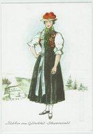 (025..088) Mode, Schwarzwald - Mädchen - Fashion