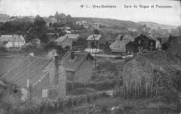 Yves-Gomezée - Gare Du Voyau Et Panorama (Edit. Jordan Flandre, 1914) - Walcourt