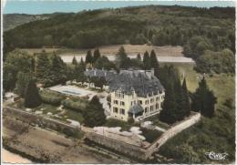 19 - Beaulieu Sur Dordogne - Vue Aérienne - Château Du Doux - Frankreich