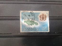 Jamaica - Landkaart (5) 1979 - Jamaica (1962-...)