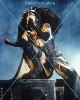 Marilyn Manson - 0027 - Glossy Photo 8 X 10 Inches - Célébrités