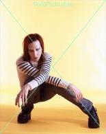 Marilyn Manson - 0002 - Glossy Photo 8 X 10 Inches - Personalità