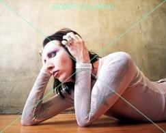 Marilyn Manson - 0011 - Glossy Photo 8 X 10 Inches - Personalità