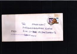 Nigeria Interesting Letter - Nigeria (1961-...)