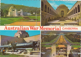AUSTRALIA - Canberra 1976 - Australian War Memorial - Canberra (ACT)
