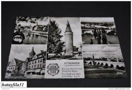 Kitzingen   /   Gelaufen  1960     (94 ) - Kitzingen