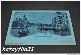 Venezia, Canal Grande    /   Gelaufen  1900       (94 ) - Vicenza