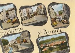 AURIOL - CPSM : Souvenir Multivues - Auriol