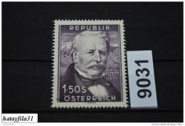 Österreich   1954    Mi . 996  ** Postfrisch /   150. Geburtstag Von Moritz Von Schwind - 1945-60 Ungebraucht