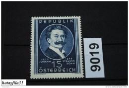Österreich   1949    Mi . 934  ** Postfrisch /    50. Todestag Von Johann Strauß - 1945-60 Ungebraucht