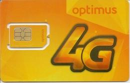 Optimus SimCard 4G - Portugal - Portugal