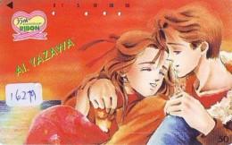 Télécarte Japon  110-011 - MANGA * RIBON YAZAWA  (16.279)  ANIME Japan Phonecard - Kino