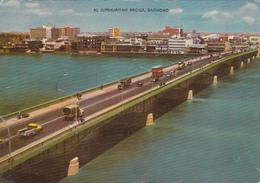 IRAQ - Baghdad 1966 - Al Jumhuriyah Bridge - Iraq