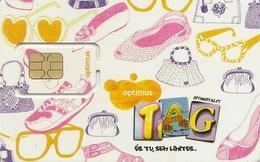 Optimus Phonecard SIM Card TAG - Portugal - Portugal
