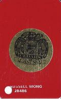 7 Cedars Casino - Seqium, WA - Temporary Slot Card - Casino Cards