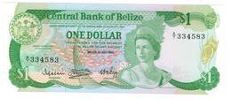 Belize 1 Dollar 1983, UNC. - Belize