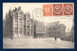 Liège. Hôtel Provincial. Liège-Laval (Château Des Bois De L'Huisserie, Comtesse De Biré). 1913 - Liege