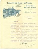 Lourdes Grand Hôtel Belge & De Madrid - Sports & Tourisme