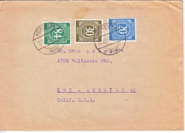 GERMANY  COVER  22-12-47  (o) - American/British Zone
