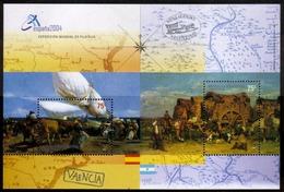 """Argentina - 2004 - Exposition Universelle De Philatélie """"Espagne 2004"""". - Nuovi"""