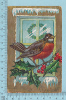 CPA Voyagé 1910 Theme Bird ,Cover Ancaster To Dundas Ontario Canada- Stamp CND #89 - Oiseaux
