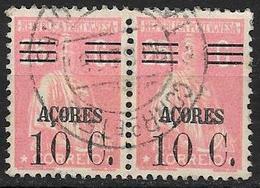 ACORES - Açores - PORTUGAL - Dépendance Portugaise - 301 Oblitérés - Açores