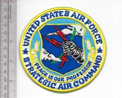 US Air Force USAF Air Force Command Strategic Air Command SAC Patch - Patches