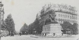 PARIS-Le Lion De Belfort-MO - Distretto: 14